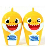 2 Centric Beauty 14 Oz Pinkfong Baby Shark 3in1 Body Wash Shampoo Condit... - $22.99