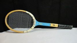 Vintage Spalding Ashbow Doris Hart Signature Tennis Racket - $16.33