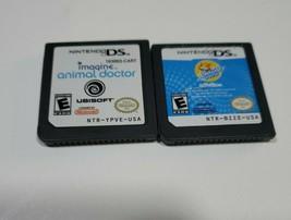 Nintendo ds games. ANIMAL DOCTOR /ZHU ZHU PETS - $8.63