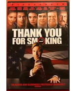 Thank You For Smoking DVD Widescreen NEW SEALED Arron Eckhart William H ... - $7.35
