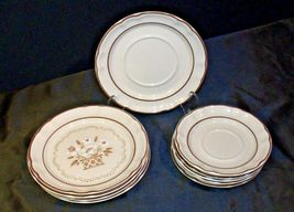 Stoneware Cumberland Mayblossom Dessert Plate by Hearthside AA-192035-A Vintage image 4