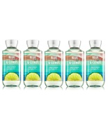 Bath & Body Works Blue Waves & Citrus Shea & Vitmain E Shower Gel - x5 - $42.50