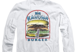Big Kahuna Burger Pulp Fiction Reservoir Dogs Retro long sleeve tee MIRA110 image 3