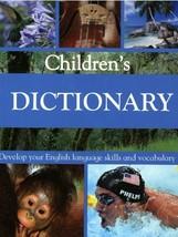 CHILDREN'S ILLUSTRATED DICTIONARY Parragon Books - $12.86