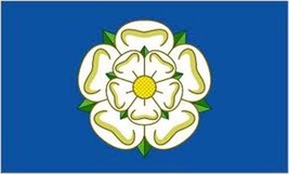 YORKSHIRE ROSE FLAG 3 x 2 - $5.88