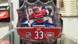 "2017-18 NHL Montreal Canadiens Patrick Roy 6"" Figure by Imports Dragon - $34.29"