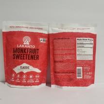 Lakanto Classic Monkfruit Sweetener White Sugar Replacement 1 lb 16 oz L... - $27.71