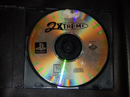 2Xtreme PlayStation PS1 1997 Game Only Free Shipping Sports Cycling Sking - $4.94