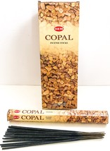 Copal Incense Sticks by Hem - lot 100 - for Smudging Aromatherapy Cleansing - $7.53