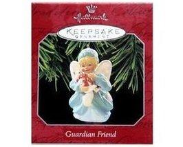 "Hallmark ""GUARDIAN FRIEND"" Keepsake ornament angel 1998 - $7.95"