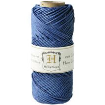 Hemptique Hemp Cord Spool 20lb 205'-Blue - $7.70