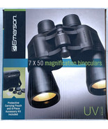 Emerson 7x50 Magnification Binoculars UV Optics - $19.80