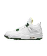 [Nike] Air Jordan 4G NRG Golf Shoes - Metallic Green (CZ2439-100) - $279.98 - $429.98