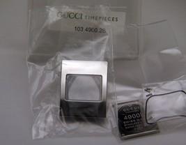 NIB Gucci  Replacement Case Set - 4900 L - Silver Tone - $79.95