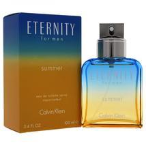 Calvin Klein Eternity Summer Cologne (M) EDT 3.4 oz - $52.00