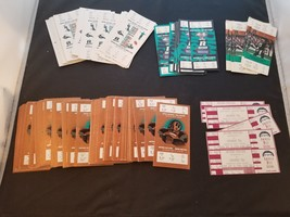 Lot Of Over 100 Arizona Rattlers Arena Football Full Season Tickets & Bo... - $38.72