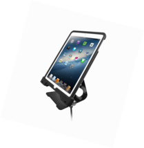 CTA Digital Anti-Theft Security Case with POS Stand for iPad (2017) and ... - $37.22