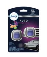 Febreze Car Air Freshener Vent Clip, Gain Moonlight Breeze, Pack of 2 - $10.95