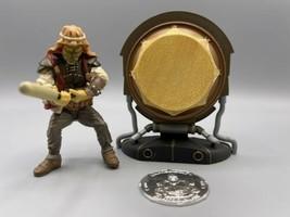 "Star Wars Umpass Stay 3.75"" Figure 2007 30th Anniversary Jabba's Sail Barge - $31.75"