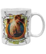The Hobbit Movie Bilbo Baggins Portrait 16 Ounce Ceramic Coffee Mug, NEW... - $11.64