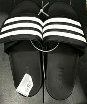 adidas Men's Velcro Adjustable upper Lightweight Slide Sandal - Men's Si... - $28.99