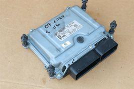 Mercedes Engine Control Unit Module ECU ECM 2721533879, A-272-153-38-79 image 4