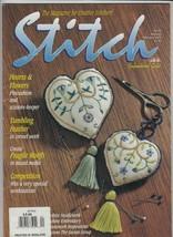 Stitch Embroiders Guild Magazine January February 2003 Crewel Scissors K... - $22.01