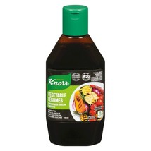 Knorr Concentrated Vegetable Bouillon 250ml Each - FROM CANADA - ALWAYS ... - $8.86