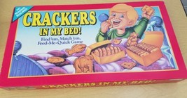 CRACKERS IN MY BED Near Mint BOARD GAME BY PARKER BROTHERS 1987 - $19.48