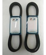 "2PK PTO Engine to Deck Belt for Toro 62"" Z Master Mowers Z200 99-4647 - $28.75"