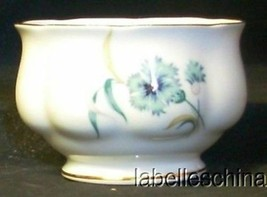 Cornflower Mini Sugar Bowl English Bone China Made in England by Royal Albert - $29.65