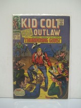 kid colt outlaw #135 fine cond: marvel comic book 1967 - $22.75