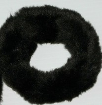 American Girl 2007 Midnight Holly Outfit Faux Fur Collar For Doll Only - $5.99
