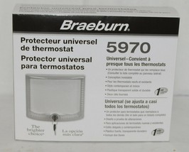 Braeburn Brand Universal Thermostat Guard Fits Virtually All Thermostats image 2