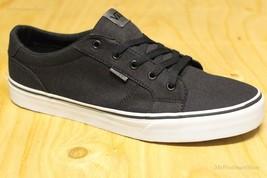 VANS Bishop (Textile) Black/Glacier Grey Men's Skate Shoes - $37.95