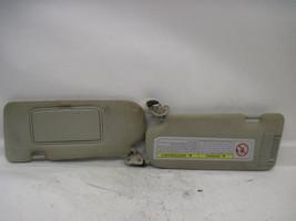 Interior Sun Visors Infiniti G35 2003 03 2004 04 809102 - $49.37
