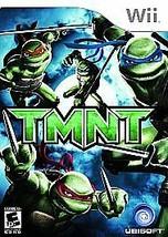 TMNT (Nintendo Wii, 2007) GOOD - $7.68