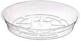 Hydrofarm HGS8 Clear 8-Inch Saucer, Pack of 25 - $31.94