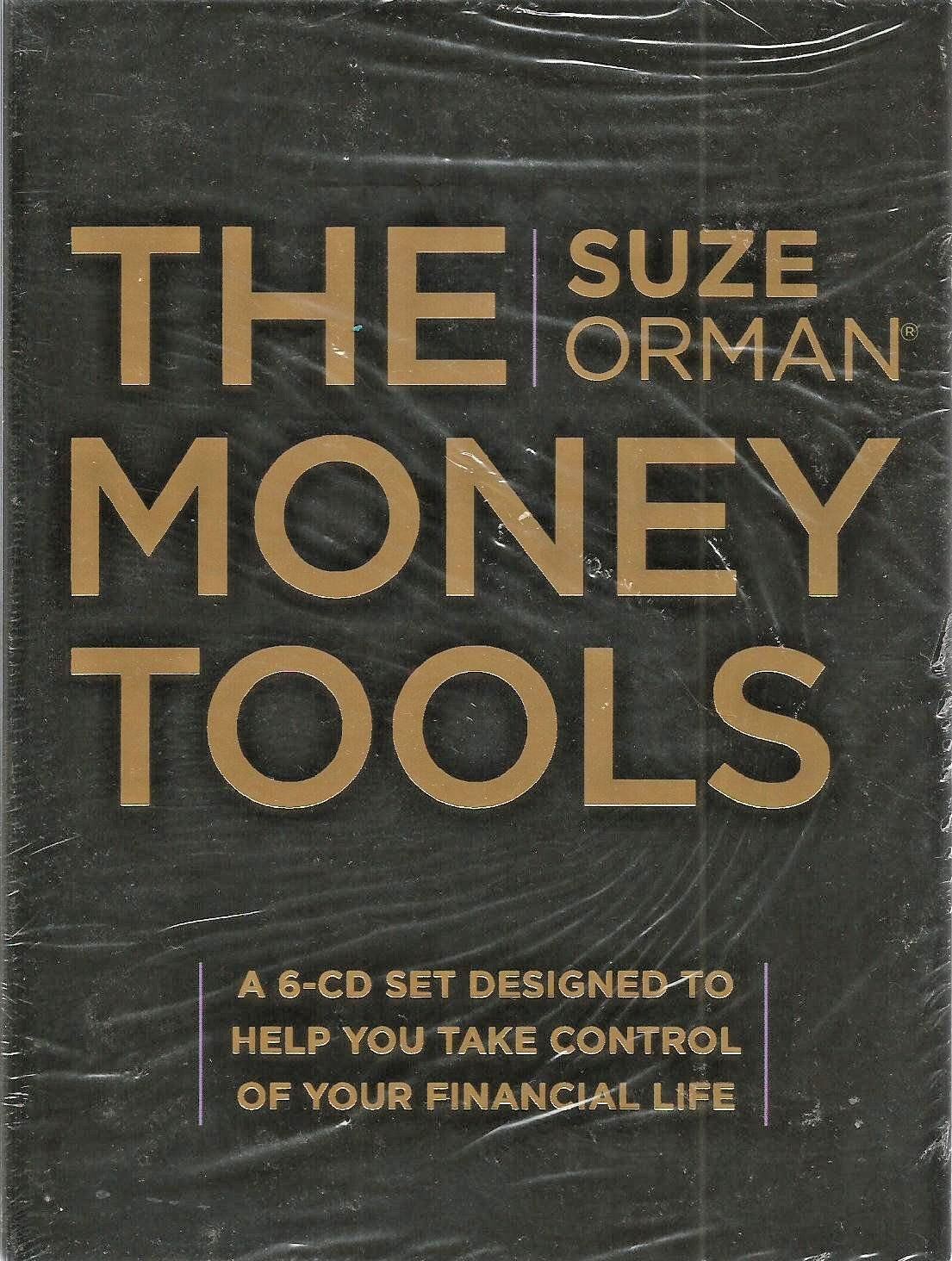 Suze Orman: The Money Tools 6-CD Set Audiobook  [New] Finance Business