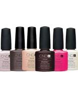 CND Shellac UV Soak Off Nail Gel - $15.79+
