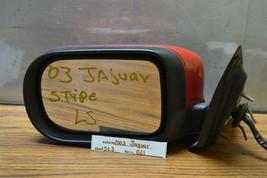 2000-2003 Jaguar S-Type Left Driver OEM Electric Side View Mirror 21 5L3 - $54.44