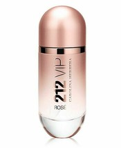 Carolina Herrera ROSE VIP Eau de Parfum Perfume Spray Womans 2.7oz 80ml NeW - $72.50