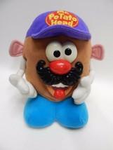 Mr Potato Head Knock Knock Talking Plush Doll Vintage Playskool Hasbro 1997 - $49.49