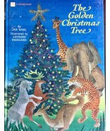 The Golden Christmas Tree HC 1988 Wahl Weisgard - $6.88