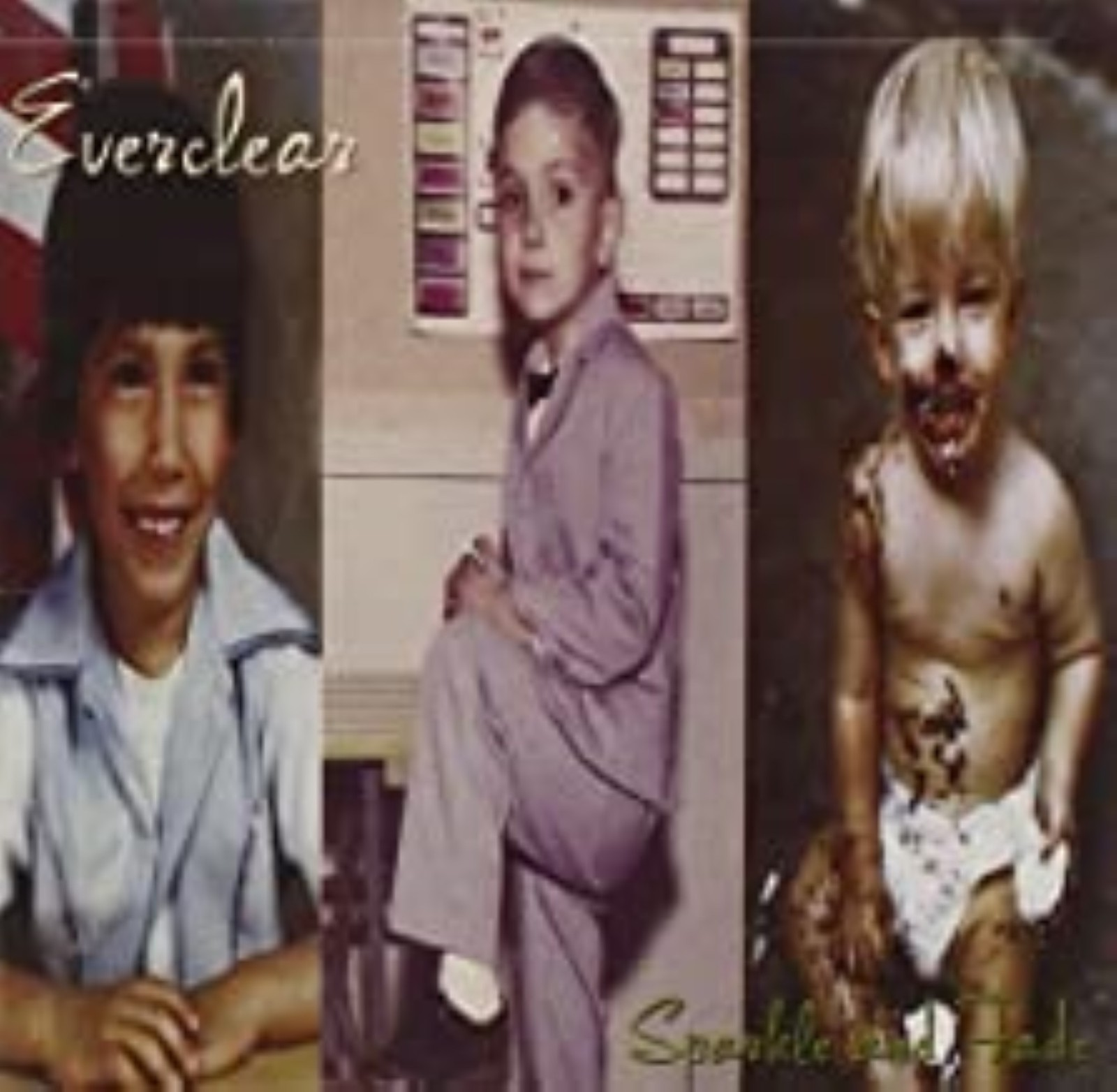 Sparkle and Fade by Everclear Cd