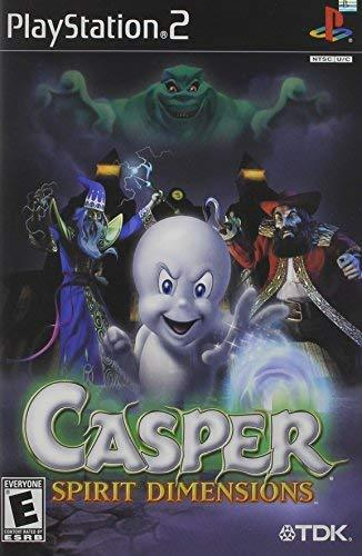 Casper: Spirit Dimensions - PlayStation 2 [video game]