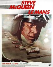 Le Mans Steve Mcqueen Racing Movie Er Art 16x20 Canvas Giclee - $69.99