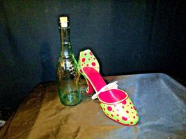 HS High Spirits Shoe and Bottle Display AA-191736  Vintage Collectible image 9