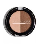 Manna Kadar Cosmetics Radiance Split Pan Bronzer and Highlighter Duo - $7.89