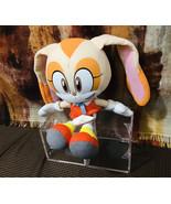 "Great Eastern Sonic The Hedgehog 7.5"" Cream The Rabbit Plush #3 (2015) - $297.00"